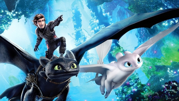 "Box Office: ""How to Train Your Dragon: The Hidden World"", pe primul loc"