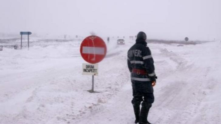ALERTĂ METEO. Cod galben de vânt și zăpezi spulberate - HARTA cu cele mai afectate zone