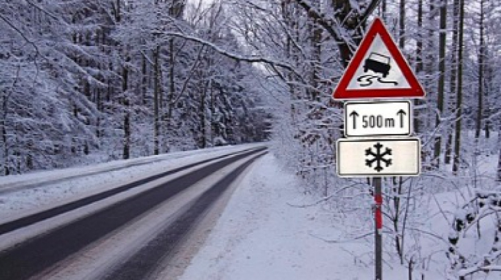Val de AER POLAR peste România. Prognoza meteo a fost revizuită. Cum va fi vremea până pe 1 aprilie