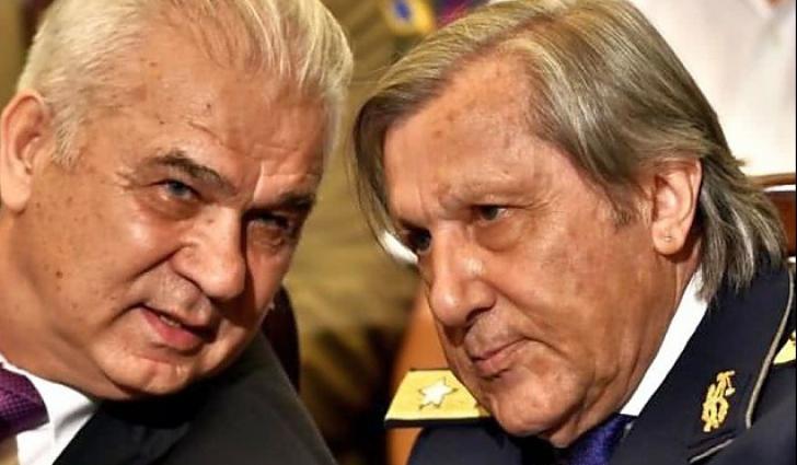 Ilie Năstase și Anghel Iordănescu, primii pe lista UNPR pentru europarlamentare
