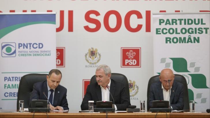 Fundația Corneliu Coposu, despre protocolul PSD-PNŢCD: Seniorul se răsuceşte în mormânt / Foto: Inquam Photos / Octav Ganea