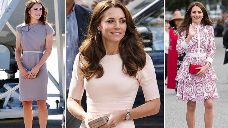 Kate Middleton poartă mereu o geantă-plic. Motivul, uimitor