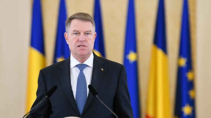 Iohannis: Ne confruntăm cu provocări severe, care riscă să afecteze fundamentul democratic al țării