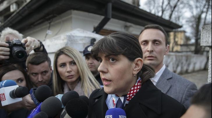 Laura Codruța Kovesi câştigă al doilea proces cu Inspecţia Judiciară