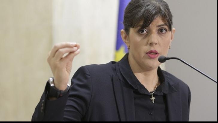 """Laura Codruța Kovesi se alătură și ea protestului din justiție: """"E un moment greu pentru justiţie"""""""