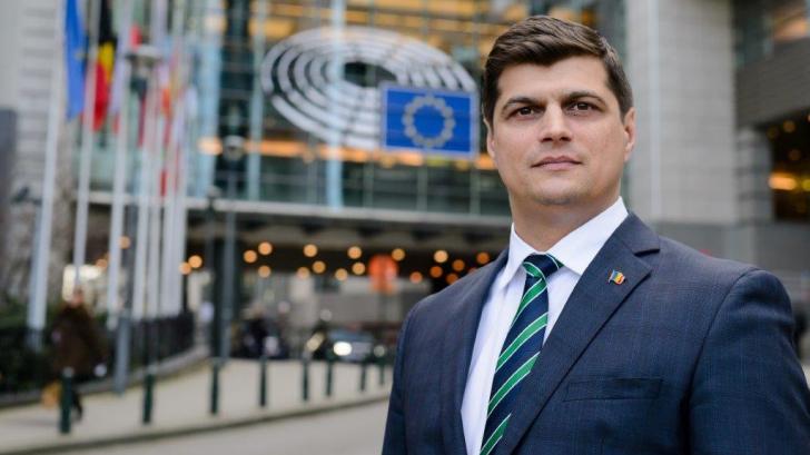 Europarlamentarul Laurențiu Rebega, trimis în judecată de DNA