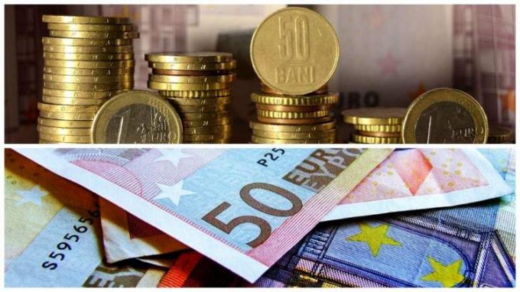 Leul pierde, din nou,  teren în fața principalelor valute