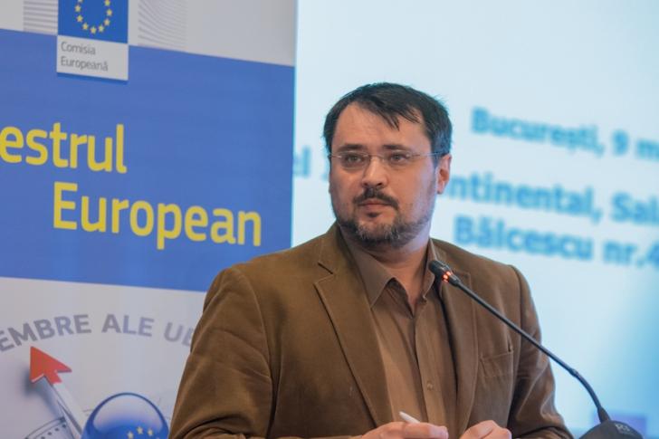 Cristian Ghinea, ministrul Investițiilor și proiectelor europene