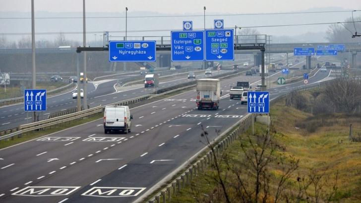 Restricţii de circulaţie la frontiera cu Ungaria