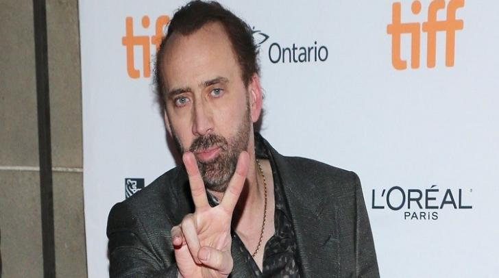 La 55 de ani, Nicolas Cage s-a însurat a patra oară. Mireasa seamănă leit cu ultima lui soție