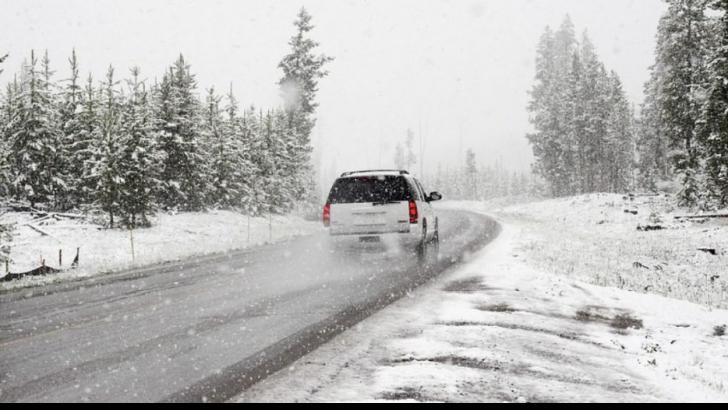 Ninge în România! Vești proaste de la METEO pentru următoarele zile