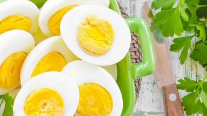 Dieta cu ouă fierte. Cum să pierzi 11 kg în două săptămâni