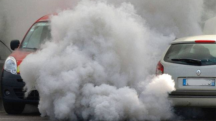 Poluare masivă în București, Garda de Mediu dă vina pe fenomene naturale