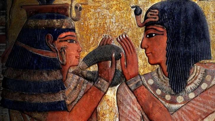 Copiii din alte lumi. Misterul micuței Dorothy și mumia egipteană