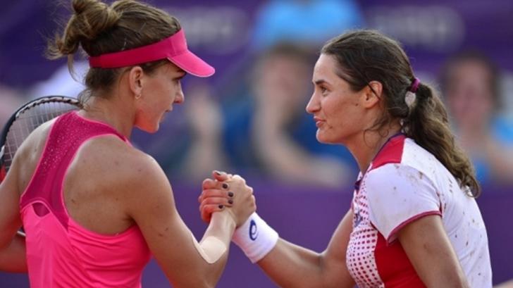 Simona Halep, învinsă de Monica Niculescu, la Miami