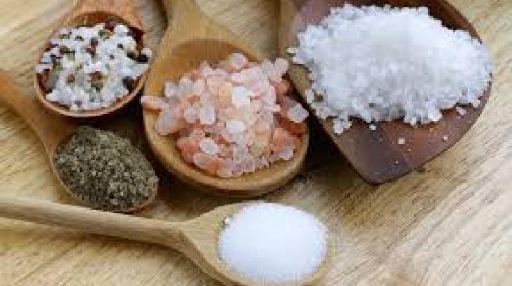 Cele mai sănătoase sortimente de sare