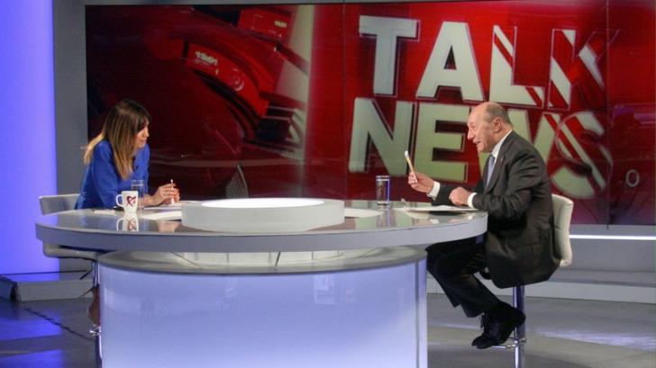 """Realitatea TV, lider de audiență cu emisiunea """"Talk News"""""""