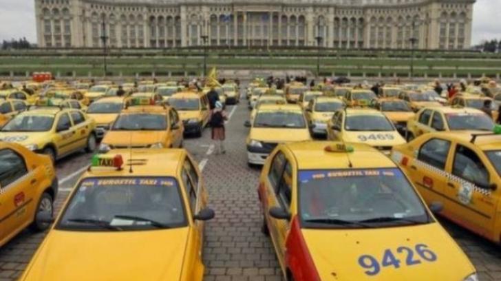 Modificări la legea taximetriei. Vor fi interzise Uber și Taxify?