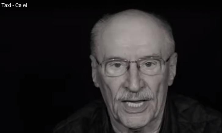 Victor Rebengiuc şi Taxi, mesaj devastator: Băi, nenorociţilor! (VIDEO)