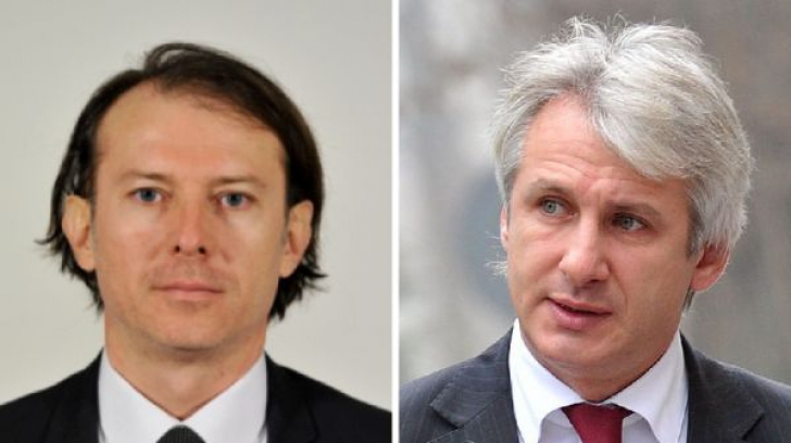 Florin Cîțu vrea să depună o moțiune inedită anti-Teodorovici