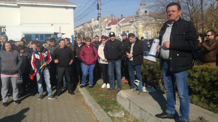 Electrolux, 20 de zile de proteste. Muncitorii cer 2 lei în plus la ora de muncă