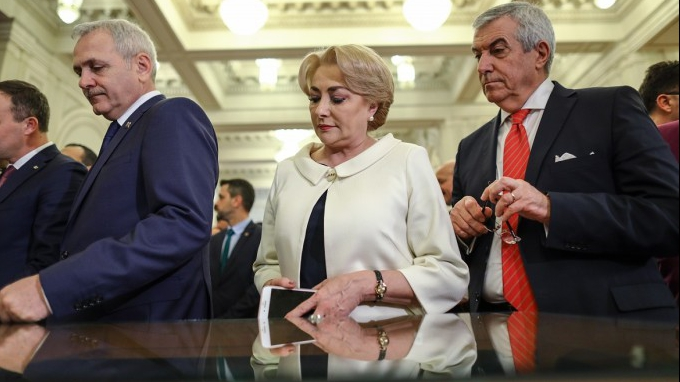 Sedinta de urgenta a coaliției de guvernare