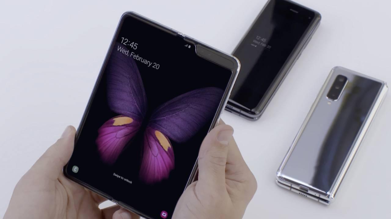 Samsung pospone indefinidamente el lanzamiento del Samsung Galaxy Fold