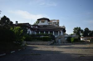 Castelul Reginei Maria din Mamaia sau Vila Regală