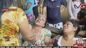 Explozii în Sri Lanka