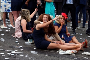 Aintree Grand National Lady Day