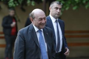 Traian Băsescu, la ICCJ