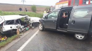 Accident grav DN1