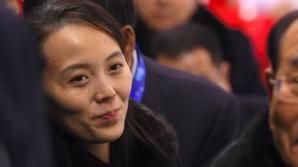 <p>Kim Yo Jong, sora lui Kim jong-un</p>