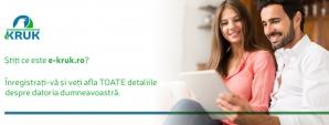 e-KRUK.ro - la un clic distanţă de situaţia datoriilor (P)