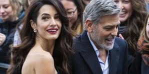 Amal Clooney, fosta Alamuddin, e născută în Liban
