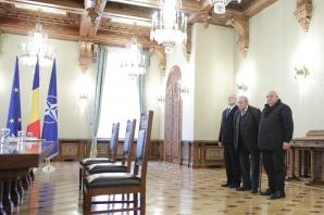 Consultari Iohannis - PSD
