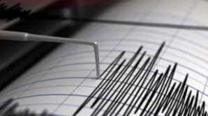 Cutremur de 3,8 în România, în urmă cu puţin timp