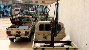 Ofensivă spre Tripoli