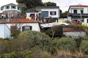 Accident de autocar în Madeira