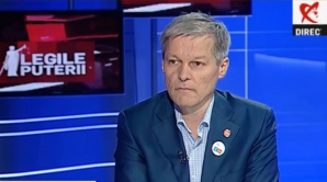 Dacian Cioloș, la Legile Puterii