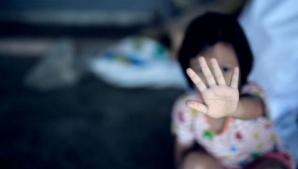 Fetita violata