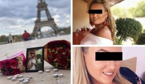Ultima fotografie cu tânăra din Cluj care a murit la Paris după ce a căzut în gol de la 10 metri