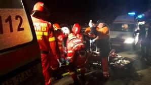 Un mort și doi răniți în urma unui accident rutier în Alba