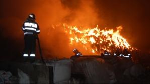Tragedie la Vaslui: Copil de trei ani, mort după ce a fost prins într-o casă în flăcări