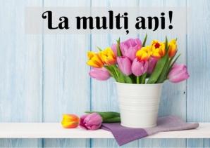 Felicitari de Florii