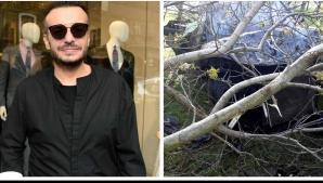 Razvan Ciobanu nu purta centura de siguranță