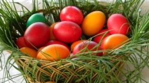 Când se vopsesc, de fapt, ouăle de Paşte. Greşeala pe care gospodinele o fac an de an
