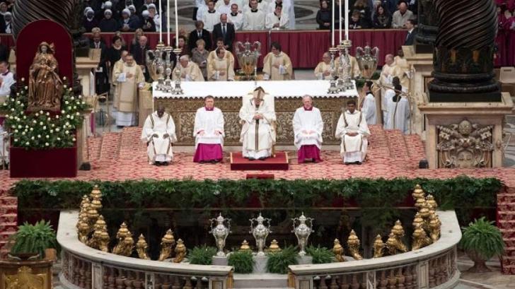 Creştinii catolici sărbătoresc astăzi Paştele