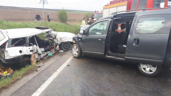 Accident grav DN1