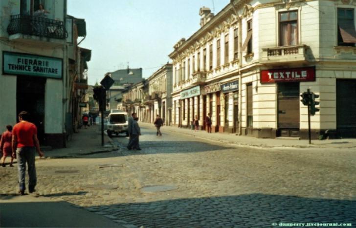 Cum arăta cartierul bucureştean dărâmat de Ceauşescu pentru a construi peste el Casa Poporului